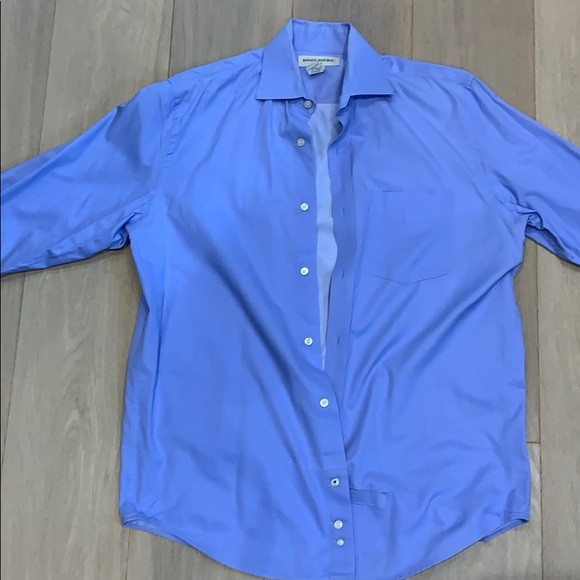 Men's Dress shirt - Banana
